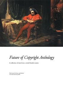Future of Copyright