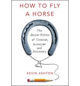 how-to-fly-a-horse-william-heinemann