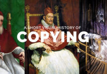 short-visual-story-copying-paintings
